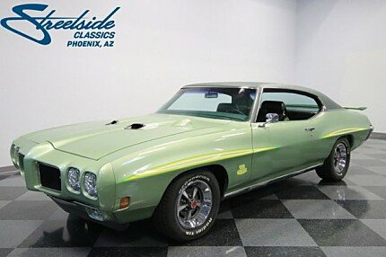 1970 Pontiac GTO for sale 100989510