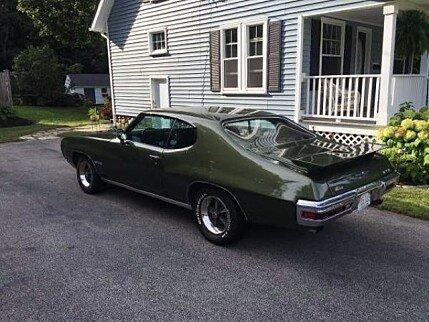 1970 Pontiac GTO for sale 101045163