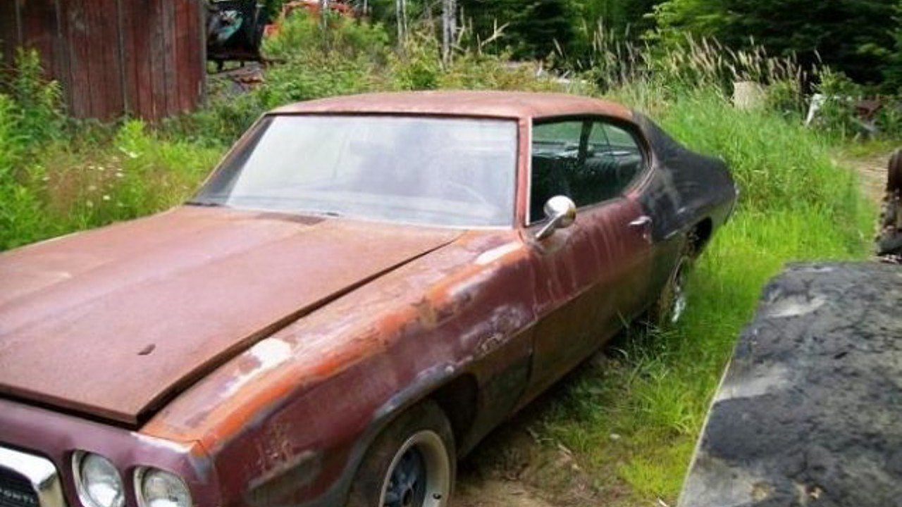 1970 Pontiac Le Mans for sale 100892569