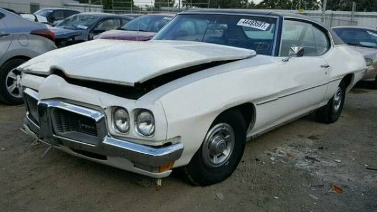 1970 Pontiac Le Mans for sale near Cadillac, Michigan 49601 ...