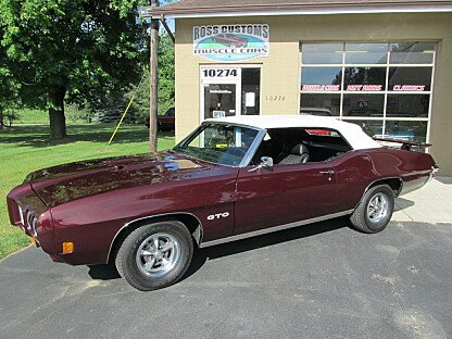 1970 Pontiac Le Mans for sale 100998866