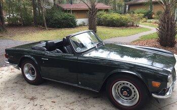 1970 Triumph TR6 for sale 100833795
