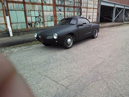1970 Volkswagen Karmann-Ghia for sale 100808321