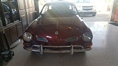 1970 Volkswagen Karmann-Ghia for sale 100825631