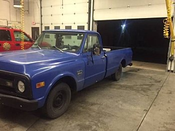 1970 chevrolet C/K Truck for sale 100824829