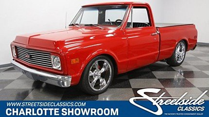 1970 chevrolet C/K Truck for sale 100997881