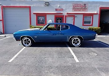 1970 chevrolet Chevelle for sale 100901231