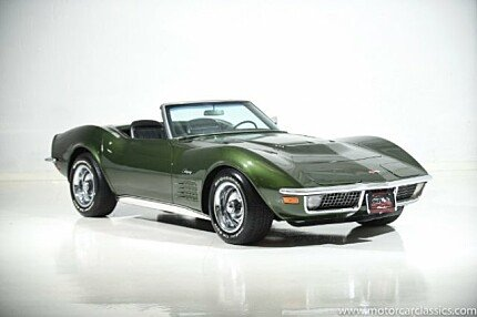 1970 chevrolet Corvette for sale 101011572