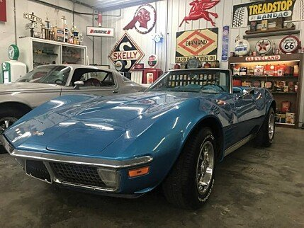 1970 chevrolet Corvette for sale 101017838