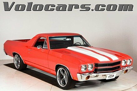 1970 chevrolet El Camino for sale 101003910