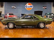 1970 dodge Challenger for sale 100914145