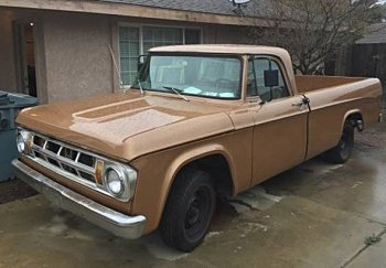 1970 dodge D/W Truck for sale 100912474
