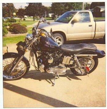 1970 harley-davidson Sportster for sale 200543317