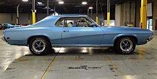 1970 mercury Cougar for sale 101011677