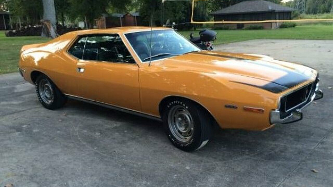 1971 AMC Javelin for sale near Cadillac, Michigan 49601 ... Yellow Javelin Car