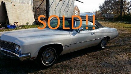 1971 Buick Centurion for sale 100831712