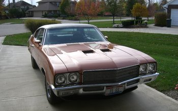 1971 Buick Gran Sport for sale 100776946