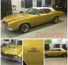 1971 Buick Gran Sport for sale 100839916