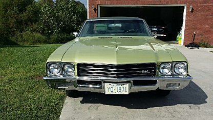 1971 Buick Skylark Custom Coupe for sale 100909159