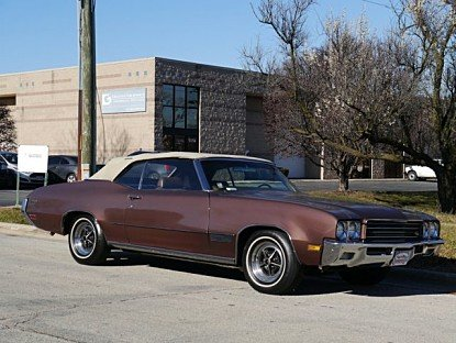 1971 Buick Skylark for sale 100956339