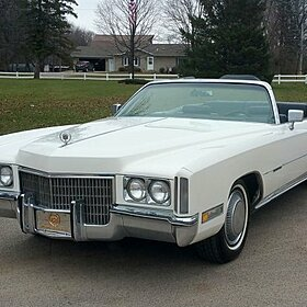 1971 Cadillac Eldorado for sale 100926971