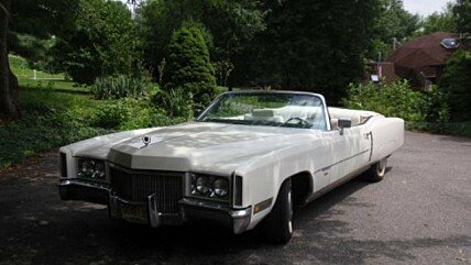 1971 Cadillac Eldorado for sale 100955043