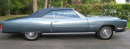 1971 Cadillac Eldorado for sale 100959802