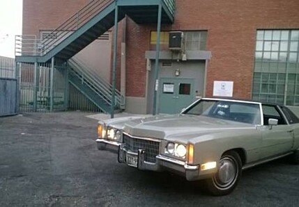 1971 Cadillac Eldorado for sale 100970049
