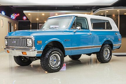 1971 Chevrolet Blazer for sale 100854574