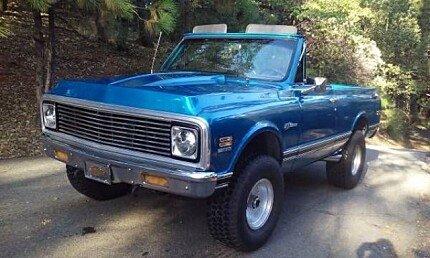1971 Chevrolet Blazer for sale 100825314