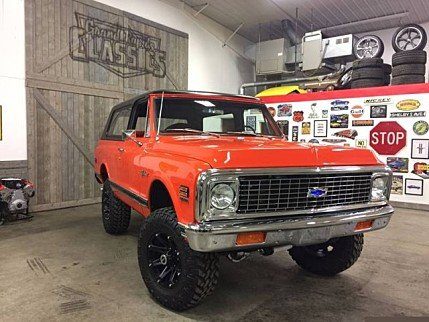 1971 Chevrolet Blazer for sale 100850111