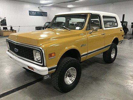 1971 Chevrolet Blazer for sale 100922692