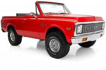 1971 Chevrolet Blazer for sale 100950806