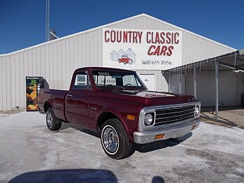 1971 Chevrolet C/K Truck for sale 100819764