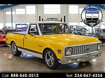 1971 Chevrolet C/K Truck for sale 100835391
