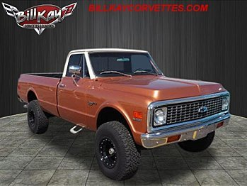 1971 Chevrolet C/K Truck for sale 100970943