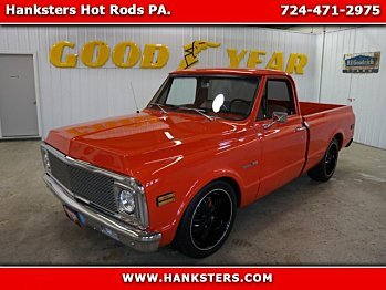 1971 Chevrolet C/K Truck for sale 101033935