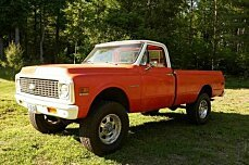 1971 Chevrolet C/K Truck for sale 100867248