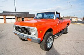 1971 Chevrolet C/K Truck for sale 100988679