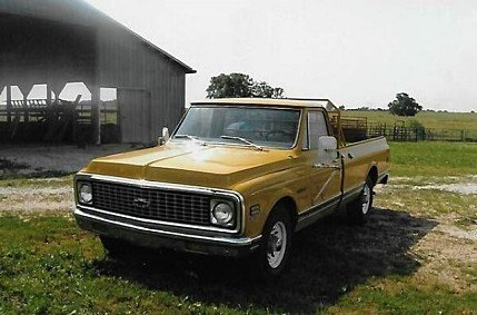 1971 Chevrolet C/K Trucks for sale 100825679