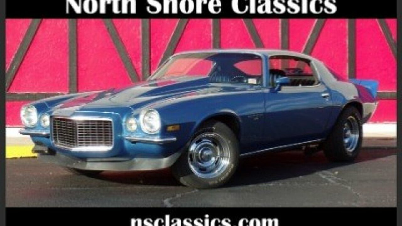 1971 Chevrolet Camaro for sale 100818787