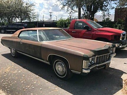 1971 Chevrolet Caprice for sale 100855406