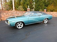 1971 Chevrolet Chevelle for sale 100751016