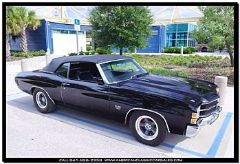 1971 Chevrolet Chevelle for sale 100779182