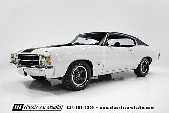 1971 Chevrolet Chevelle for sale 100800233