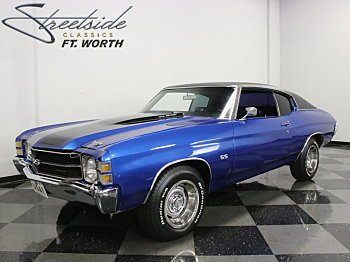 1971 Chevrolet Chevelle for sale 100869009