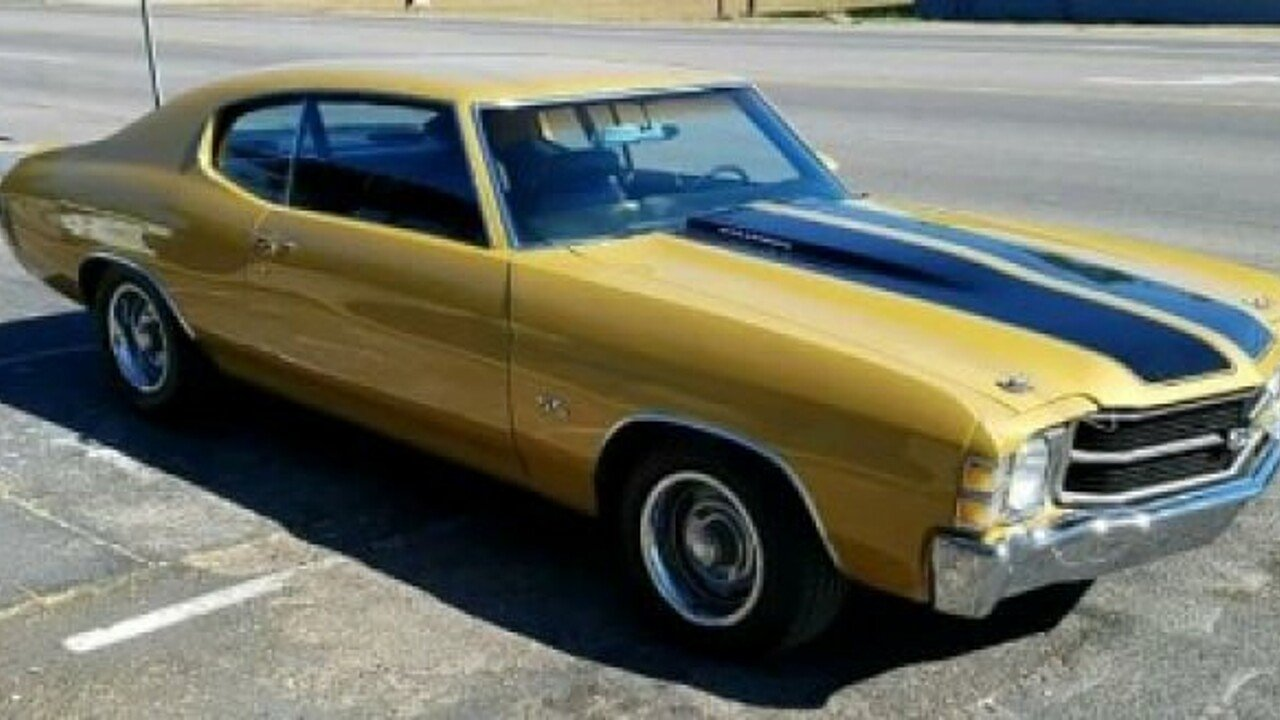 1971 Chevrolet Chevelle for sale 100882652