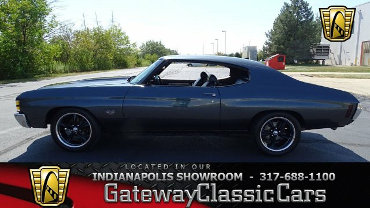 1971 Chevrolet Chevelle for sale 100920635