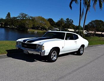 1971 Chevrolet Chevelle for sale 100934877