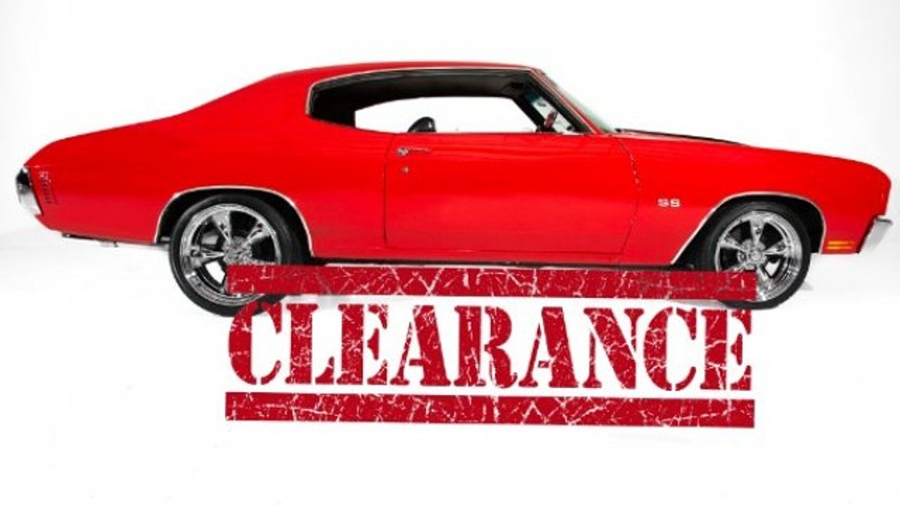 1971 Chevrolet Chevelle for sale 101003857